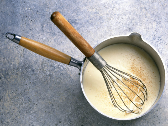 béchamel light